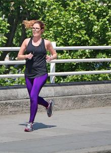 Margherita-runner Assicura Il tuo sport